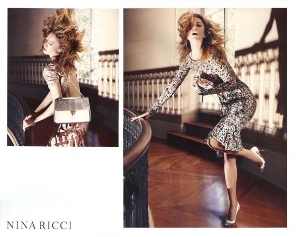 Slika 344 Nina Ricci: Nežni krojevi i letnja romantika