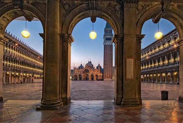 Slika 347 Venecija: Kraljica Jadrana