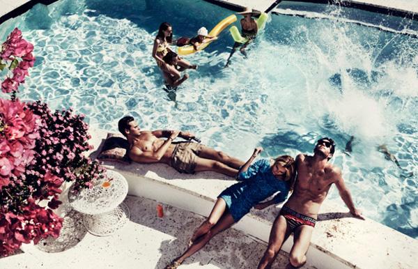 Slika 350 Velvet: Trendi zabava pored bazena