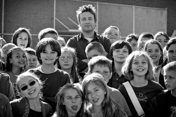 Slika 4 Dzejmi reformator skolskog menija Stil moćnih ljudi: Jamie Oliver