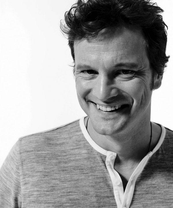 Slika 4 Kolin u opustenoj varijanti Stil moćnih ljudi: Colin Firth, Mr. Darcy na filmu i u životu