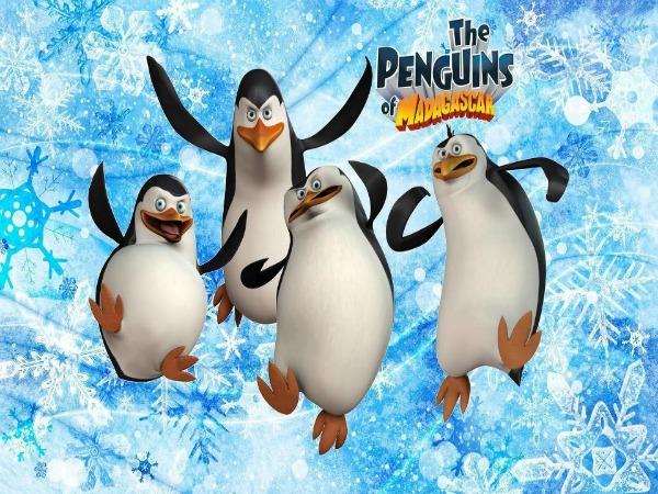 Slika 4 Pingvini Animirani petak: Pingvini sa Madagaskara