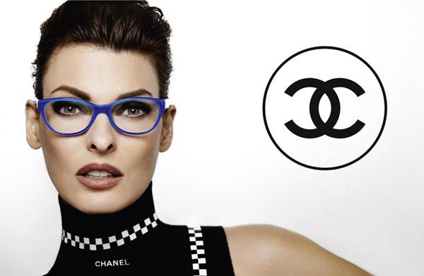 Slika 43 Chanel Eyewear: Linda i savršeni okviri