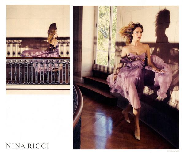 Slika 438 Nina Ricci: Nežni krojevi i letnja romantika