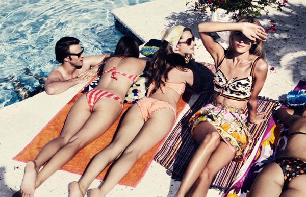 Slika 443 Velvet: Trendi zabava pored bazena