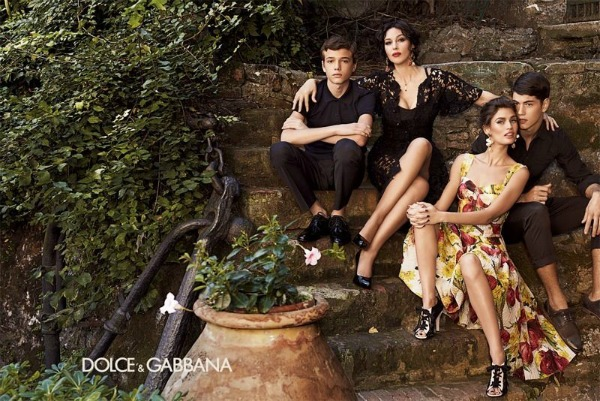 Slika 531 Dolce & Gabanna: Monica Bellucci i Sicilija