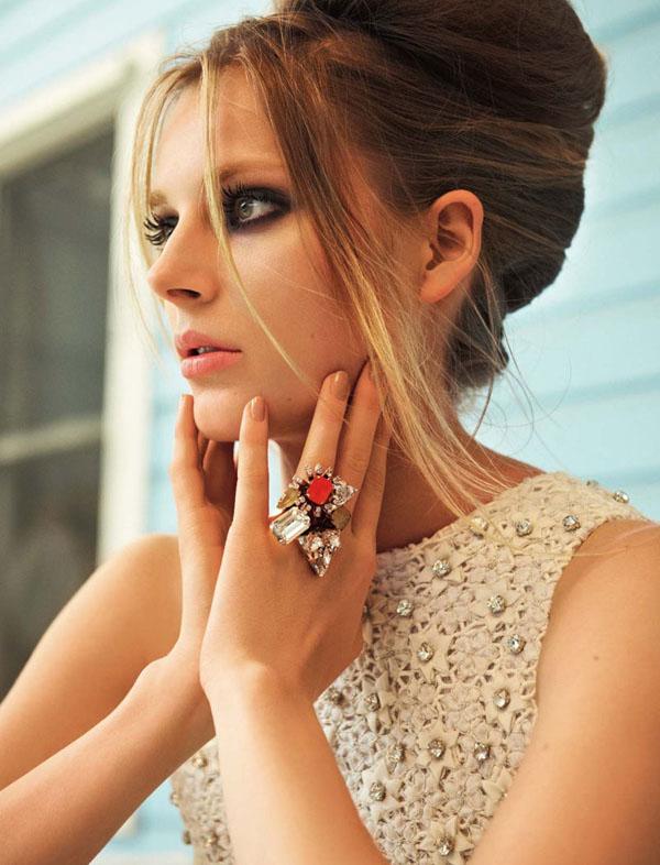 Slika 56 Elle UK: Ieva Laguna i seksi proleće