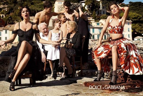Slika 624 Dolce & Gabanna: Monica Bellucci i Sicilija