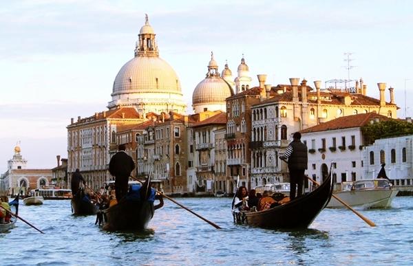 Slika 625 Venecija: Kraljica Jadrana