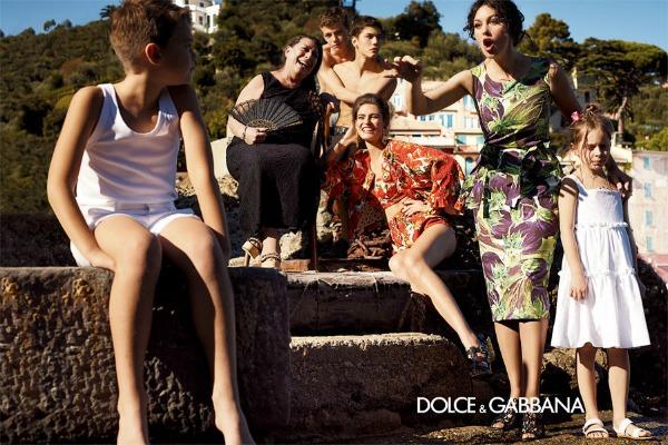 Slika 721 Dolce & Gabanna: Monica Bellucci i Sicilija