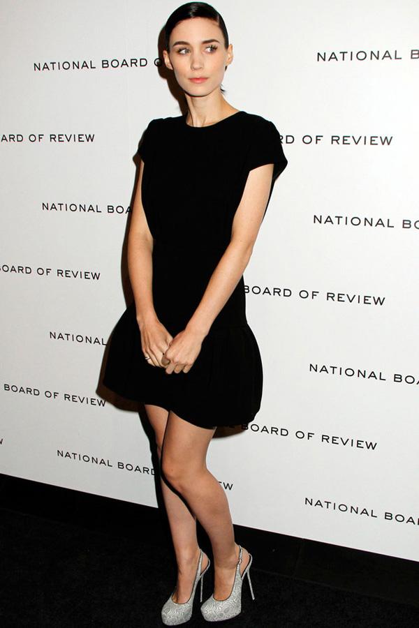 Slika 8 Miu Miu 10 odevnih kombinacija: Rooney Mara