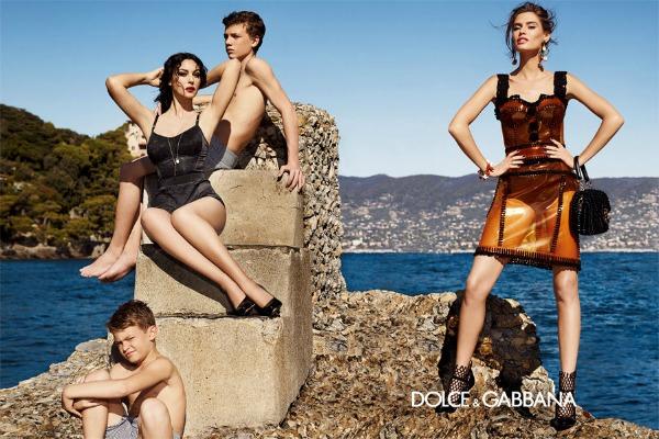 Slika 815 Dolce & Gabanna: Monica Bellucci i Sicilija