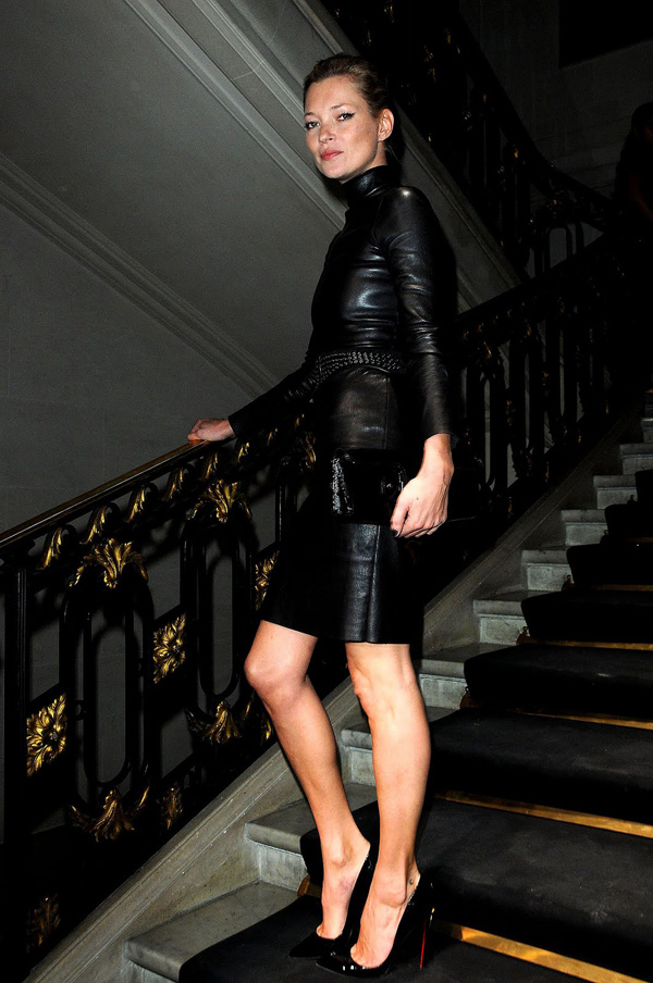 Slika 9 Miu Miu 10 odevnih kombinacija: Kate Moss