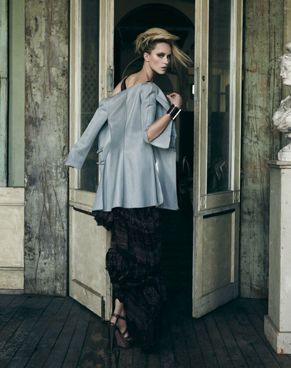 Slika 92 Marie Claire Turkey: Muzejska moda