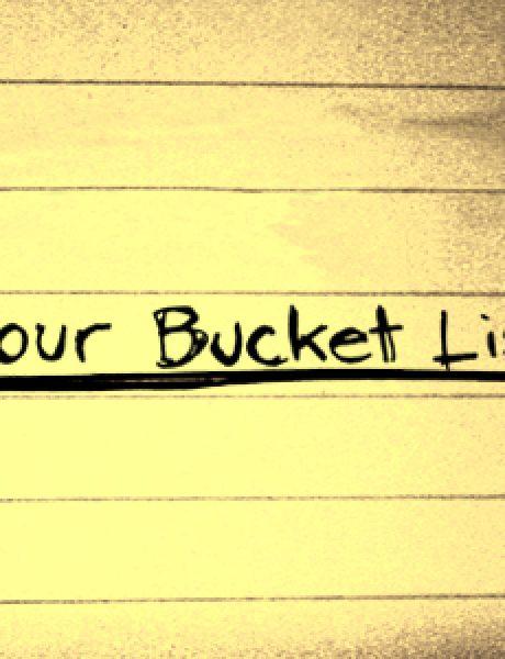 Pet malih stvari koje treba da uradite u životu