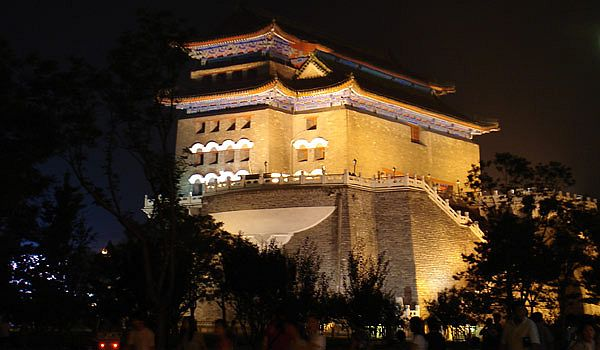 Slika62 Trk na trg: 天安門廣場, Peking