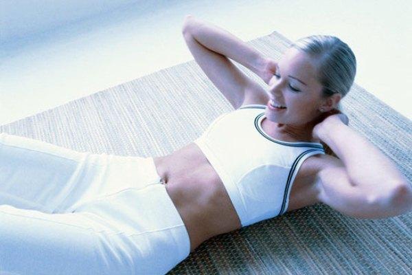 Women workout Program vežbi za savršene trbušnjake: Nivo 3