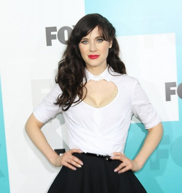 aa3 Trach Up: Razdrljila se i Zooey Deschanel