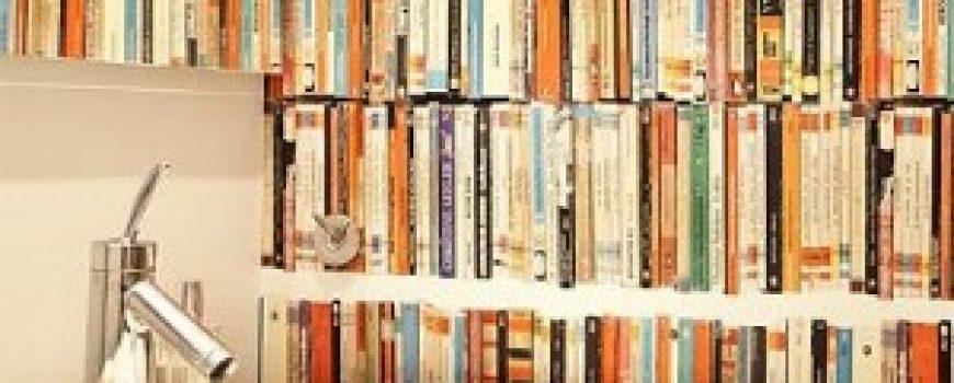 Kuća sa 10,000 knjiga u Njujorku