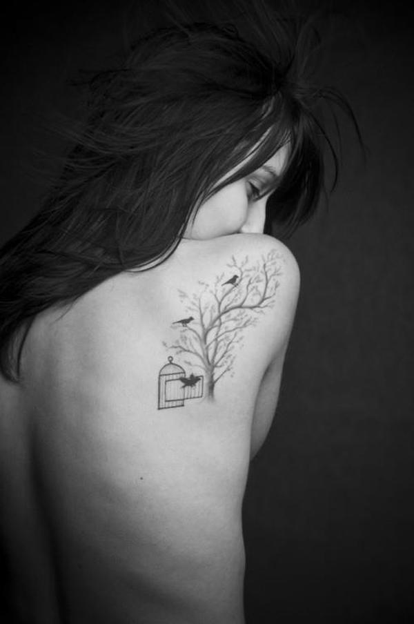 foto 2 Kreativne tetovaže: Mala umetnička dela