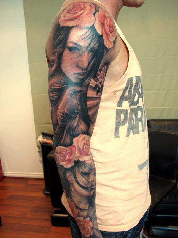 foto 4 Kreativne tetovaže: Mala umetnička dela