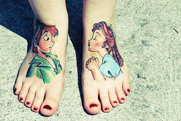 foto 6 Kreativne tetovaže: Mala umetnička dela