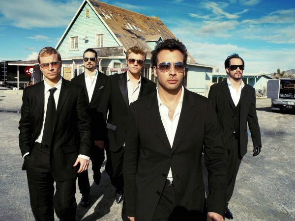 foto Backstreet Boys ponovo na okupu