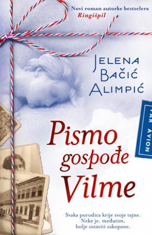 hhh1 Knjiga u ruke: Pismo gospođe Vilme