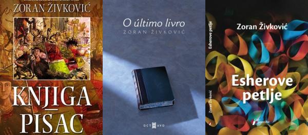 knjige Usred(u) čitanja: Zoran Živković