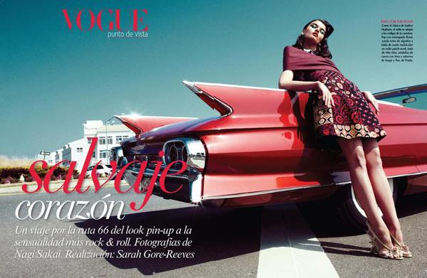 mexico 1 Vogue Mexico: Divlje srce