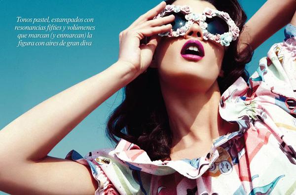 mexico 2 Vogue Mexico: Divlje srce
