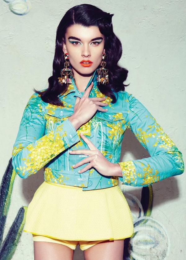mexico 3 Vogue Mexico: Divlje srce
