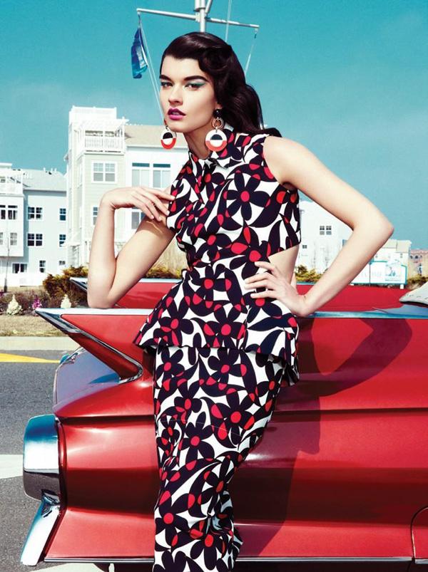 mexico 4 Vogue Mexico: Divlje srce