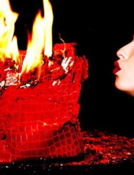 Trach Up: Francesca Eastwood spaljuje modu
