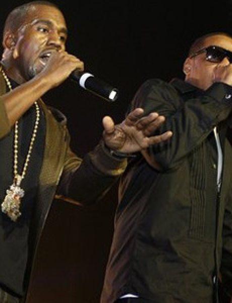 Jay-Z i Kanye West: Nova saradnja?