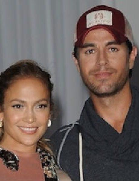 J. Lo i Enrique Iglesias: Zajednička turneja