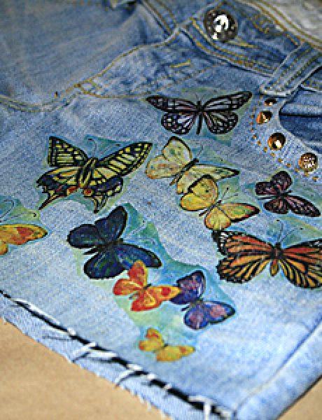 Uradi sam: Leto na vašem džinsu