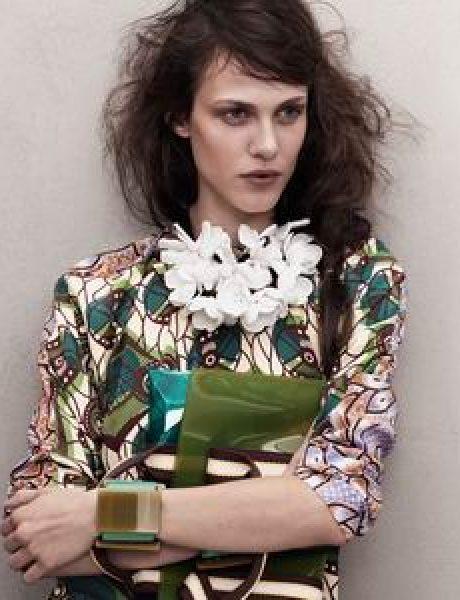Marni za H&M: Pruge i printovi