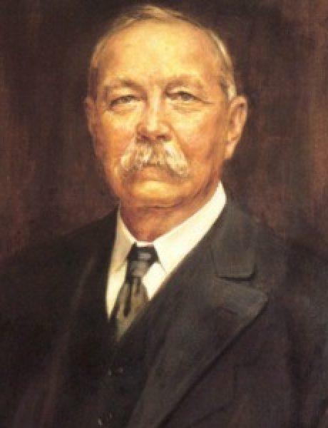 Srećan rođendan, Sir Arthur Conan Doyle!