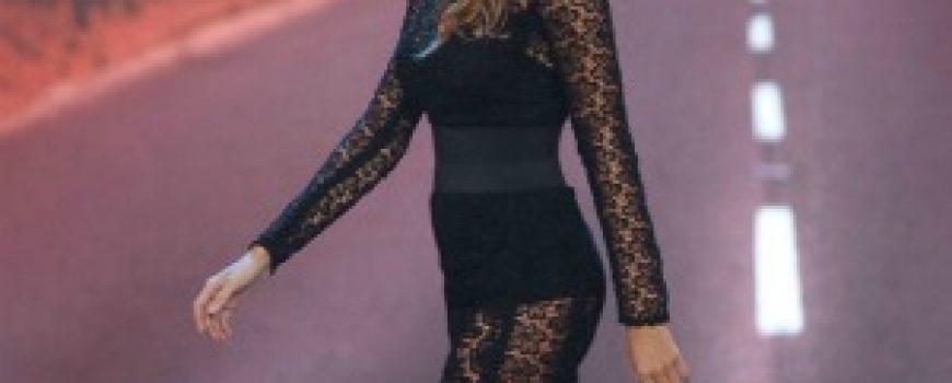 10 haljina: Belén Rodriguez