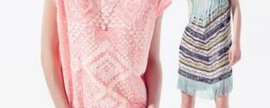 Zara TRF: Iscepani džins, čipka i rese
