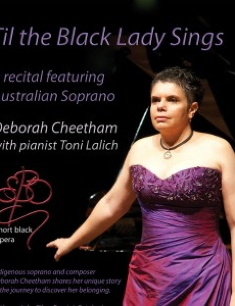 Deborah Cheetham: Koncert australijske dive