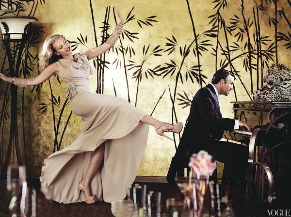 "scarlett johansson vogue 2 ""Vogue US"": Scarlett poput Grace Kelly"