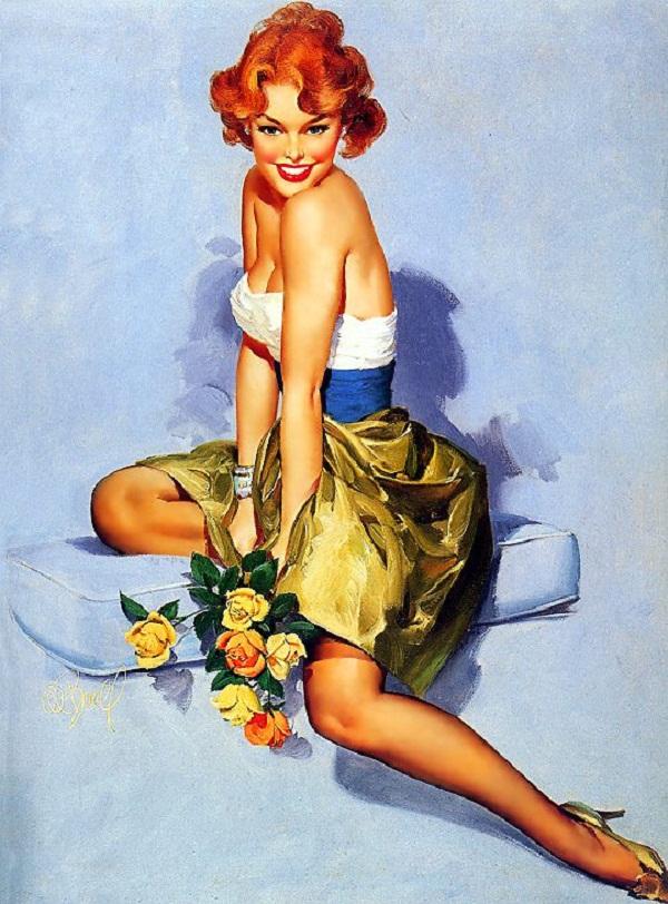 slika 1 pin up Pin Up: Retro glamur sa ukusom lilihipa