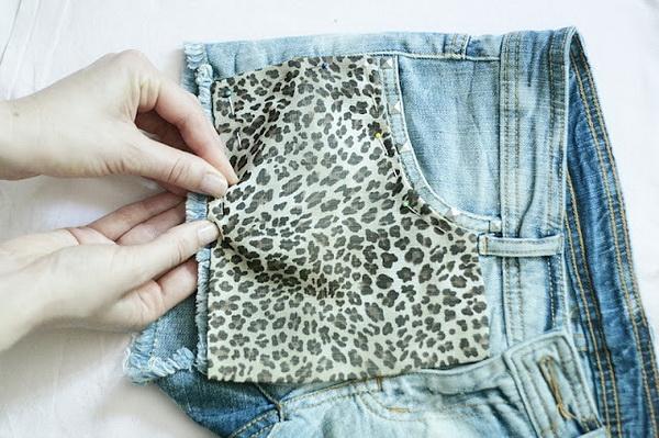 slika 101 Uradi sam: Novo lice starih pantalona