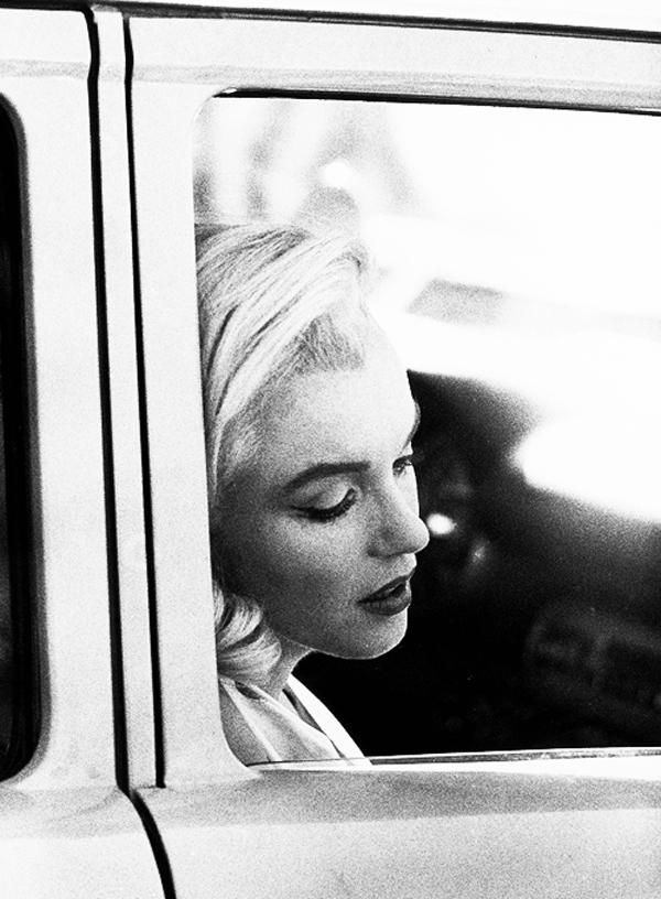 slika 136 Marilyn Monroe kroz objektiv Eve Arnold