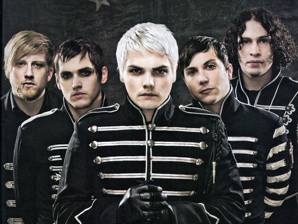slika 141 My Chemical Romance: Uskoro novi album!
