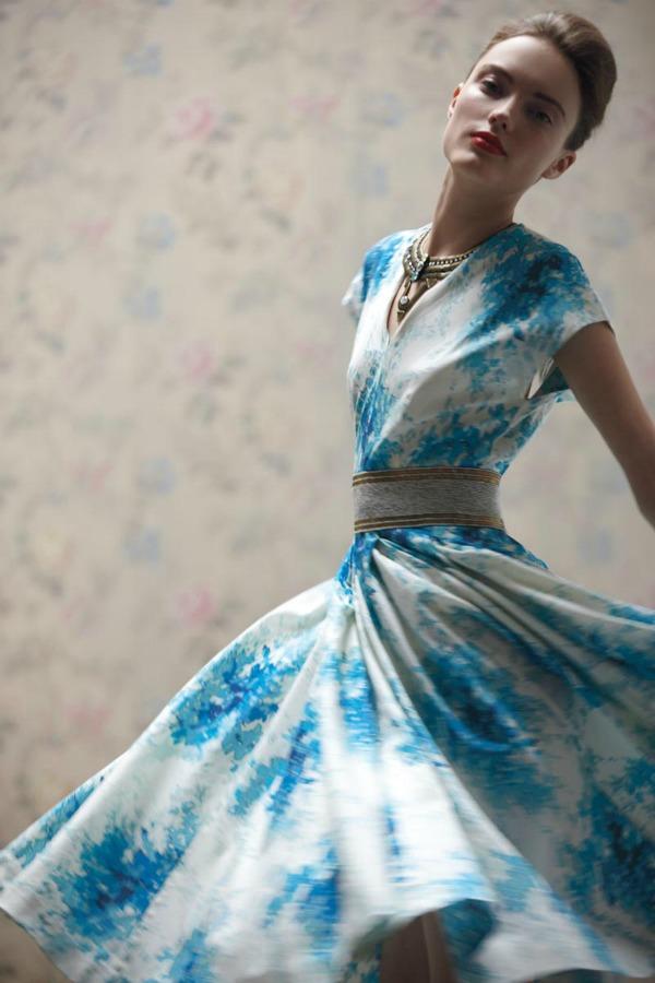 slika 142 Momenat za haljinu: Anthropologie
