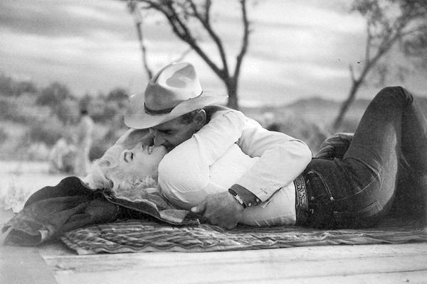slika 228 Marilyn Monroe kroz objektiv Eve Arnold