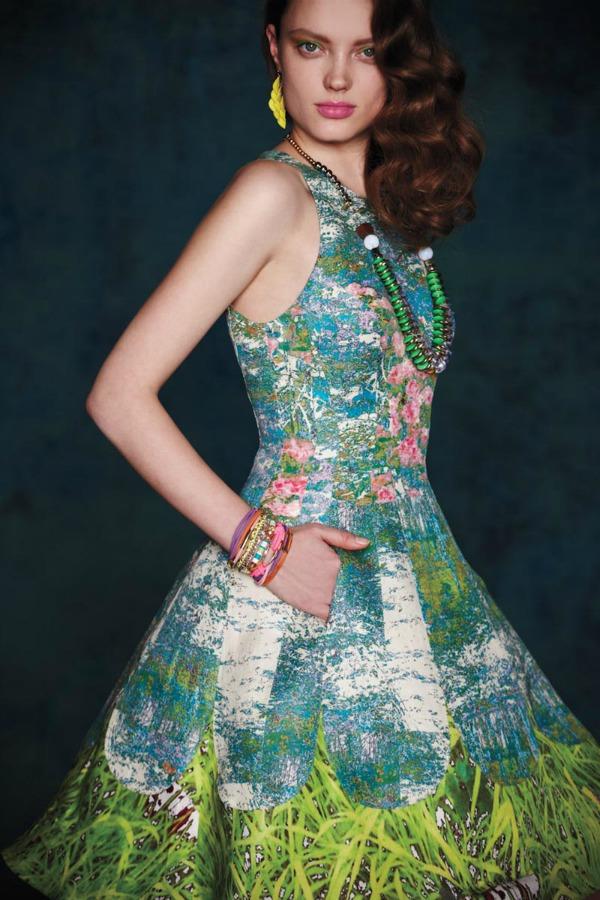 slika 232 Momenat za haljinu: Anthropologie